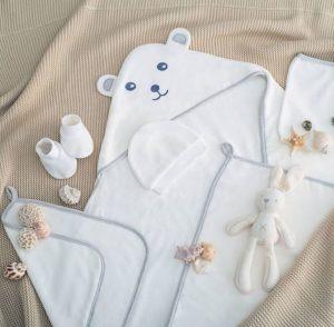 شرکت پخش کننده حوله نوزاد